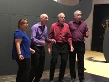 Singing in bodega 1